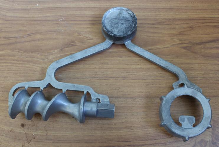 Componenti ottenuti in pressofusione di alluminio