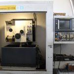 Elettroerosione e filo Fanuc Alpha 0B (corse macchina 300x200x150)